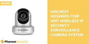 Amcrest IPM-721S review image