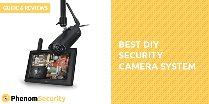 Best DIY Security Camera System - Guide & Reviews