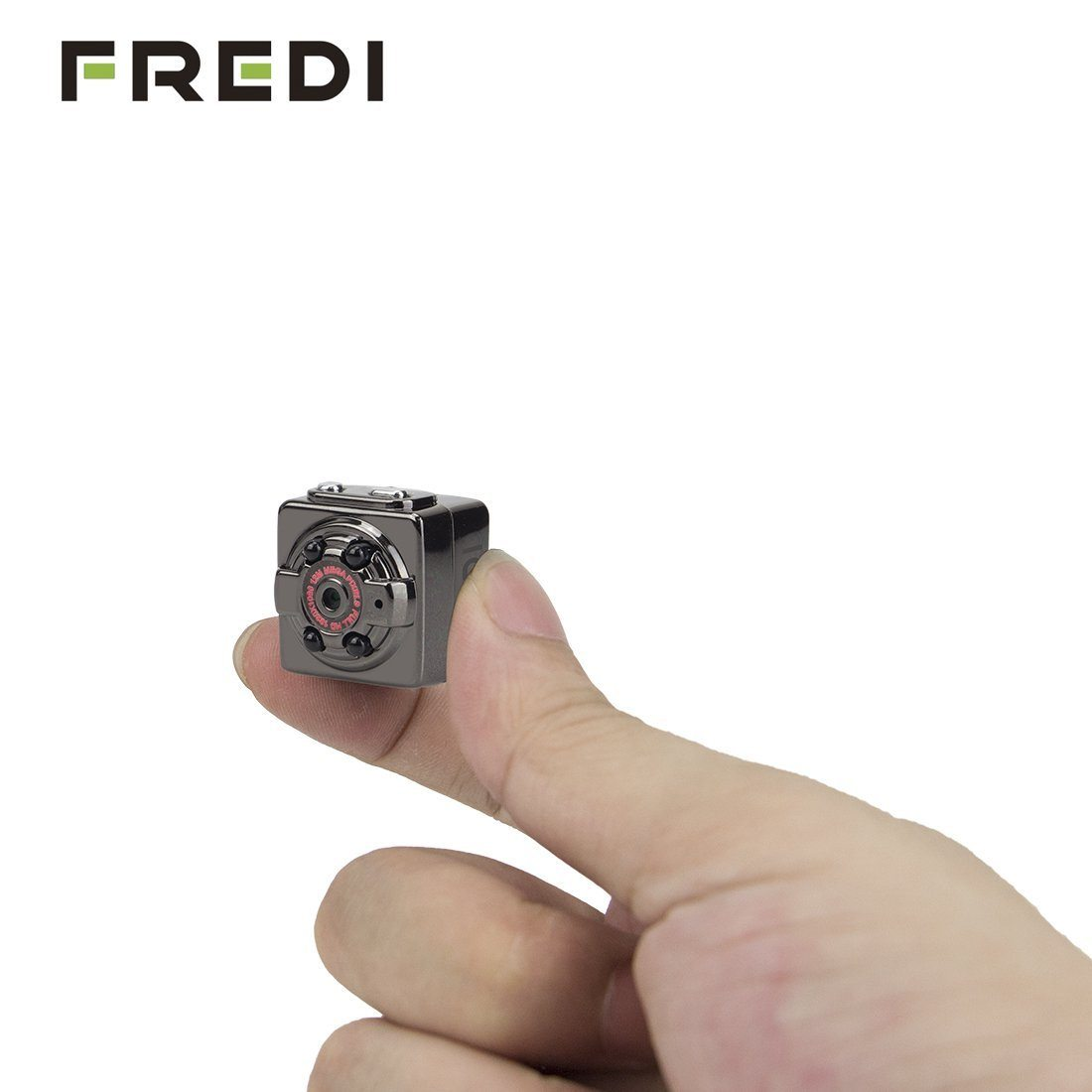 FREDI HD 1080P Indoor/Outdoor Sport Portable Handheld Mini Hidden Spy Camera