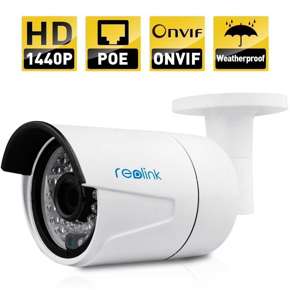 IP Security Camera Reolink 4MP 1440P POE Security