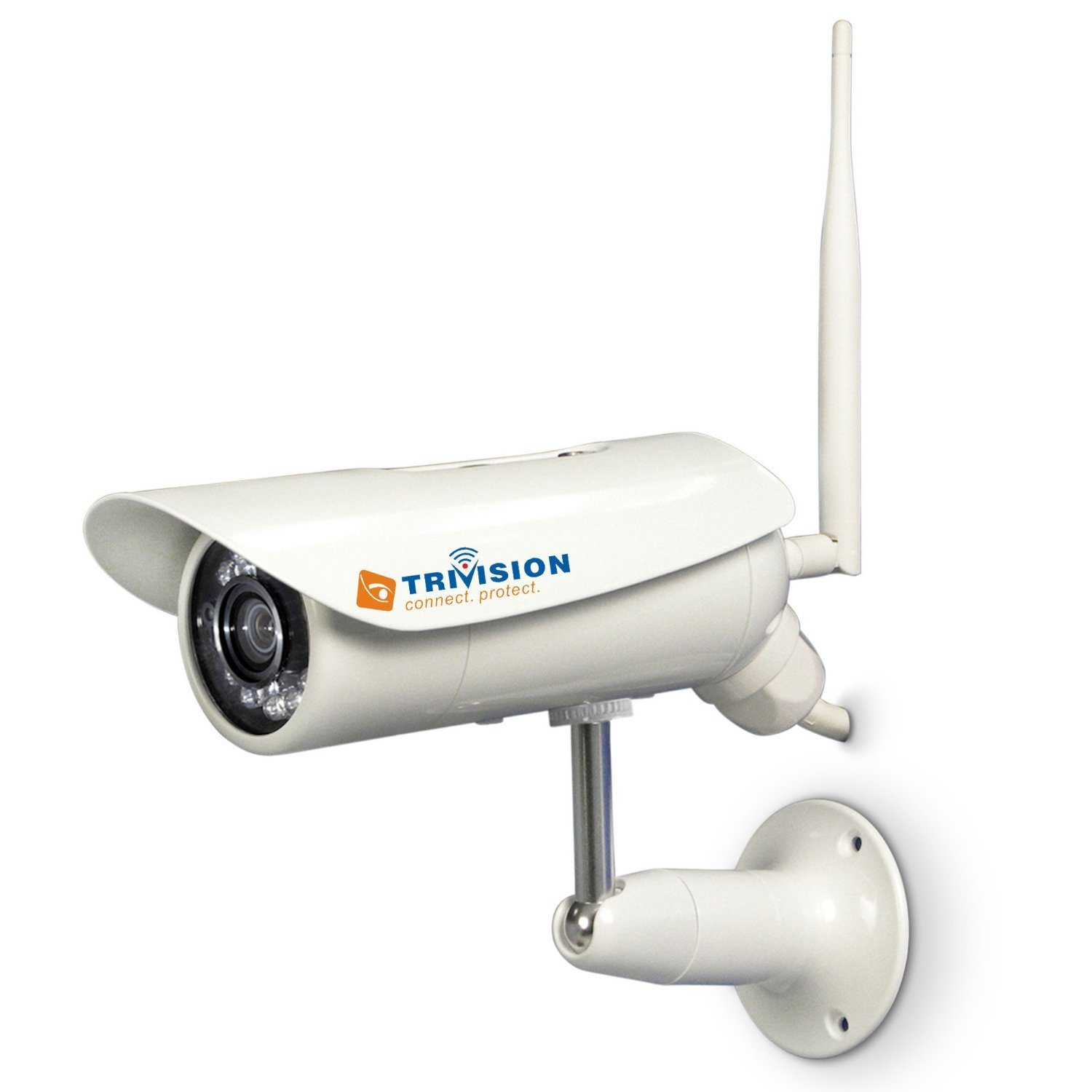 TriVision NC336PW HD 1080P Wireless Outdoor Home Security Camera