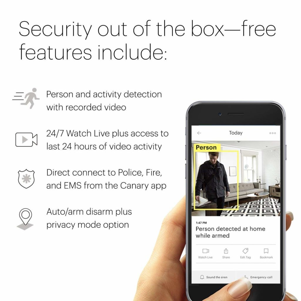 Canary Pro All in One Mobile App
