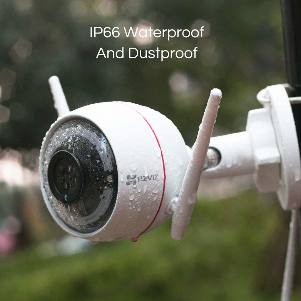 EZVIZ Outdoor Security Camera setup