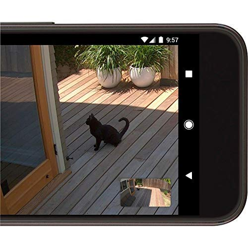 Google 4100US Nest Cam IQ Outdoor app