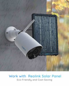 Reolink Argus Eco Solar Panel