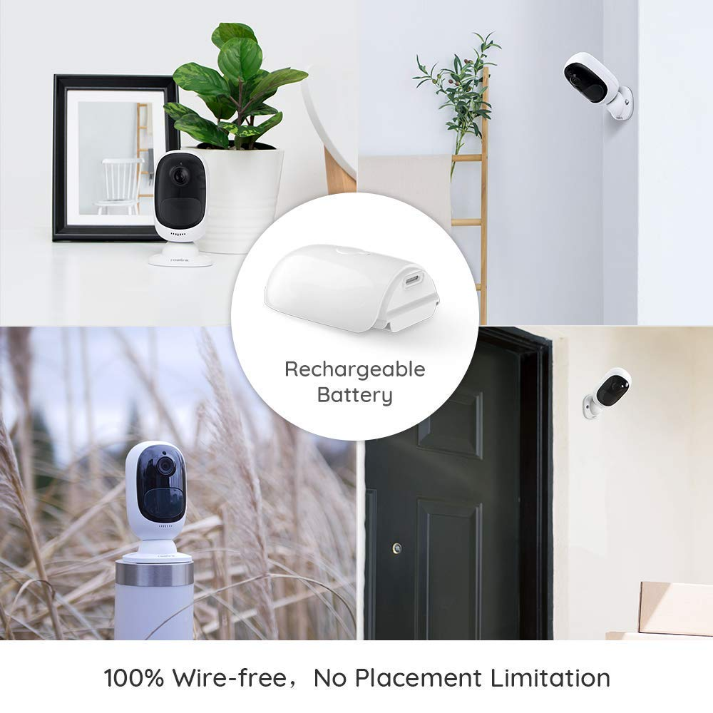 Reolink WiFi Security Camera wireless setup