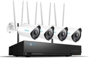 Reolink 1080p nvr system