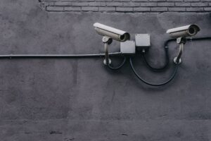 how long security cameras keep footage