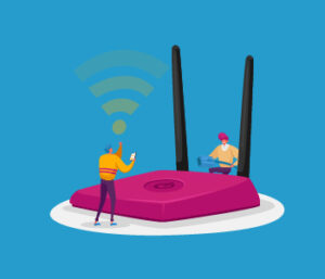 8. Secure your Wi-Fi Network